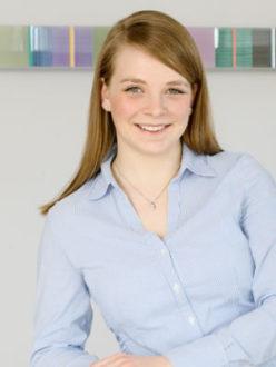 Auszubildende Steuerfachangestellte Anne aus Dresden