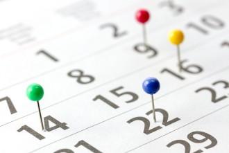 Steuerfachangestellte in Ausbildung haben immer einen gut gefüllten Wochenplan.