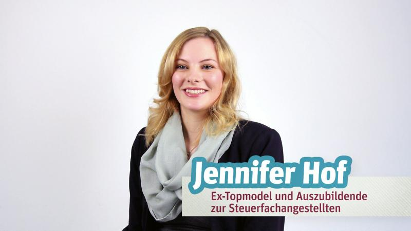 Steuerfachangestellte Jennifer Hof 2