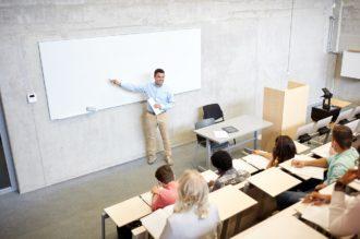 Unterricht an einer Hochschule