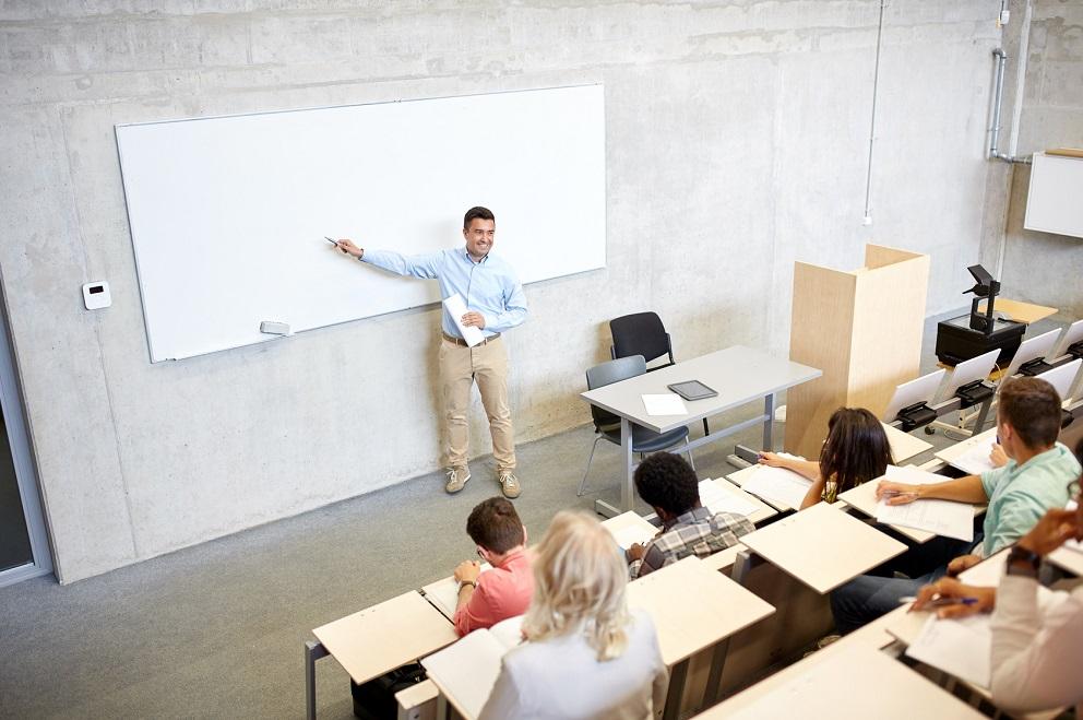 Unterricht an einer Hochschule / Berufsakademie